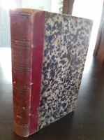 1844 DEDICACE PAR L'auteur H. RICHELOT MEMOIRES DE GOETHE CHARPENTIER PARIS ABE