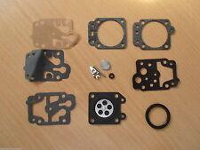 Carburateur Réparation Carb Kit Fit HUSQVARNA 142 R Ryobi Toro WALBRO K20-WYJ K10-WYB