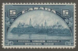 Canada 1933 #202 Parliament Buildings - VF MNH