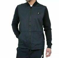 Nike NSW Modern Full Zip Men's Sweatshirt Jacket Black Size 2XL 886245 010