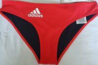 Adidas Women's Sport  Volleyball Bikini Bottom Red Size M