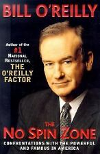 """Bill O"""" Reilly No Spin Zone c.2001"""