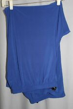 Antthony stretch Pull on Size 2X Colbolt Blue Color