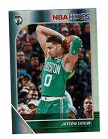 2019-20 Panini Hoops Premium #'ed /199 Jayson Tatum #6 Boston Celtics