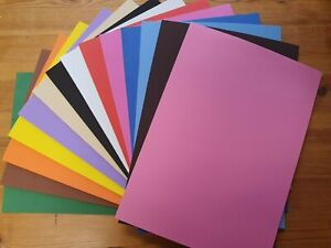 A4 Craft Foam Sheets - Various Colours - Multibuy Discount