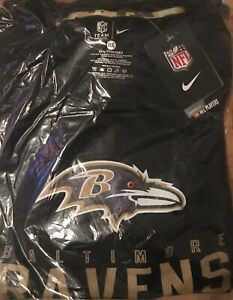 Baltimore Ravens Sweat Shirt Size 3XL
