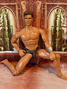Ken Type Muscular Body 1998 Mattel doll/ action Figure - Fully articulated!