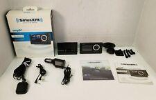 New ListingSirius Xm Satellite Radio Onyx Plus Dock & Play With Vehicle Kit Works Read