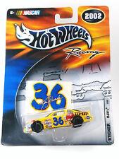 "Hot Wheels racing ""Sticker"" 1/64 Ken Schrade 36 diecast 2002 carded New 55905"