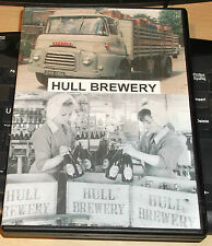 HULL BREWERY DVD..OBSOLETE BREWERY..GREAT PHOTOS..