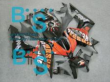 Decals INJECTION Fairing Bodywork Kit Set Fit HONDA CBR600RR 2007-2008 012 A3