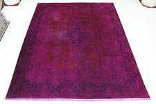 en exclusivité Vintage élégant Lavande Used Look PERSAN TAPIS tapis d'Orient