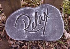 Relax mold plaster concrete reusable casting mould
