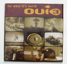 OUI 3 ........FOR WHAT IT'S WORTH.......MAXI 45T