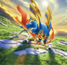 Pokémon Sword/Shield 6IV Perfect Zacian Holding Rusted Sword FAST(READ DESCRPTN)