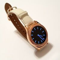 Samsung Gear S2 Classic SM-R732 Black and Rose Gold