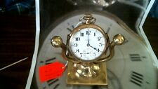 Hamilton 17 Jewels  974 open face pocket watch whit stand
