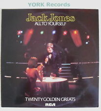 JACK JONES - All To Yourself - Excellent Con LP Record