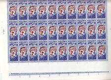 CCCP URSS 9 Feuilles  Ere Spatiale Sondes Luna , Venera ,Mars 20 k 1977