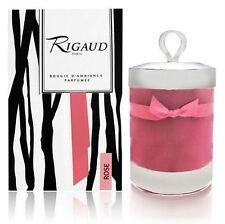 Rigaud Paris Rose (Santifolia) Candle Medium (Demi Size) 5.3 oz.
