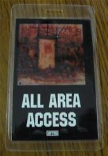 GENUINE OTTO Black Sabbath 81 Mob Rules ALL AREA ACCESS Laminated Backstage Pass