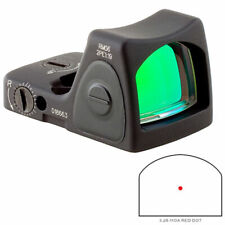 Trijicon RMR Type 2 RM06 3.25 MOA Adjustable LED Red Dot Sight - 700672