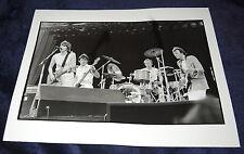 Photo The PRETENDERS Live Original Vintage print by Paul Natkin Chrissie Hynde