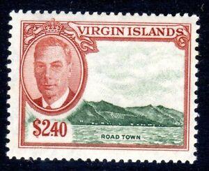 BR VIRGIN IS  --  1952  sg146   $2.40          mnh um