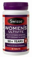 Swisse Women's Ultivite 50 Years 90 Tablets 3 Month Supply