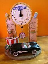 Orologio da tavolo table desk clock Chevrolet Corvette GM licensed
