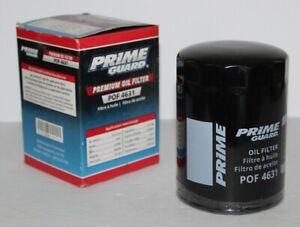 Engine Oil Filter-RWD Prime Guard POF4631