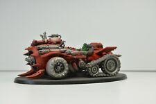 Warhammer 40k, gamesworkshop, Orks, mega trakk scrapjet