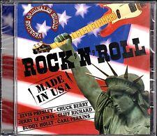 Rock 'N' Roll: Made In USA~Lloyd Peice~Carl Perkins~Various Artist~BRAND NEW CD