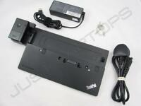Lenovo THINKPAD T460 T460p T460s Ultra Docking Station Port Replicatore + 90W