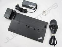 Lenovo THINKPAD T460 T460p T460s Ultra Docking Station Port Replicatore + 90W