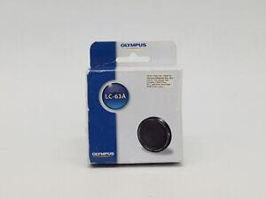 Olympus LC-63A Lens Cap for Olympus XZ-1 & XZ-2 Digital Cameras