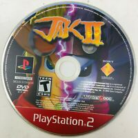Jak II (Game Only) Playstation 2 PS2 Video Game Disc Fast Shipping