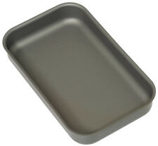 "Mermaid Companion Baking Deep Dish Aluminium 10"" Roasting Pan Deep Tin 4cm"