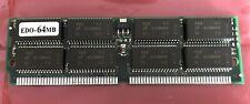 Emu Sampler 64MB EDO Memory Akai S/6000-3