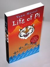 LIFE OF PI  **SIGNED** 1st/4th Canadian Edition** by YANN MARTEL