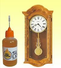 Synthetic Lubricant for Howard Miller Wall Clocks Slick Liquid Lube Bearings Ori