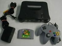 Nintendo 64 komplett mit Controller + Super Mario 64