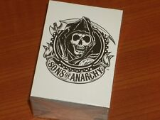 Sons Of Anarchy 'Seasons 1 - 3' Trading Cards Complete 100 Card Base Set Bikers