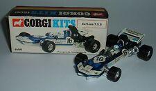 Corgi Toys No. 1500, 'Corgi Kits' Surtees T.S.9, - Superb Mint