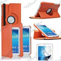 Accessoires Housses Etui Coque Cuir Tablette 360 Samsung Galaxy Tab 3 7.0 P3200