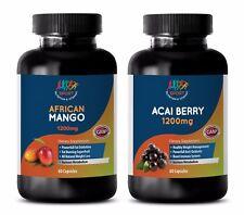 weight loss multivitamin - AFRICAN MANGO – ACAI BERRY COMBO 2B - acai natural en