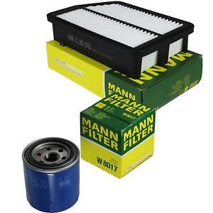 MANN-Filter Set Ölfilter Luftfilter Inspektionspaket MOL-9693934