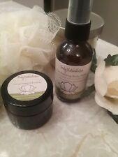 Truly Naturalistics  All-Natural, Handmade Deodorant Rub & Enduring Body Midst