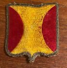 WWII US Army Panama Canal Zone Department Patch