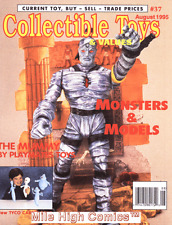 COLLECTIBLE TOY & VALUES (MAG) #37 Near Mint